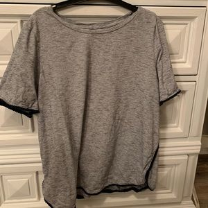 Loft top with detailing